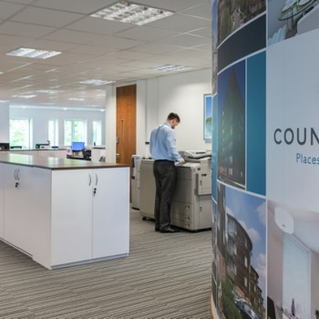 RC Interiors Commercial Office Refurbishment