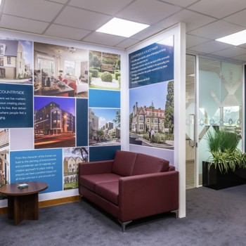 RC Interiors Commercial Office Refurbishment